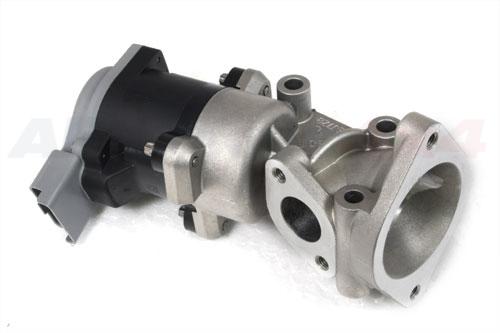 Egr Valve Rh For Land Rover Discovery 3 Lr3 Td6 2 7 Diesel Lr018324  Lr018466