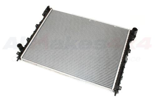 Radiator Assembly For Land Rover Freelander 1 Td4 2 0 Diesel Pcc000321